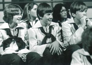 Concert Choir circa 1979