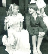 """Kristina in 1982 Chorale production of """"Pirates of Penzance."""""""